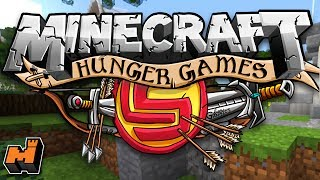 Minecraft: Hunger Games Survival w/ CaptainSparklez - BAD-LUCKVILLE!