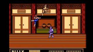 Double Dragon III - The Sacred Stones NES - Real Time Playthrough