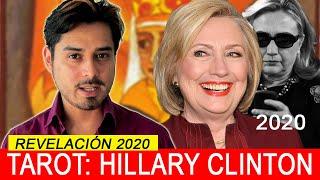 ????TAROT: HILLARY CLINTON 2020 (Revelación Mental)