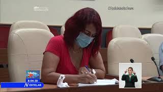 Gobierno cubano examina compleja situación epidemiológica en el país