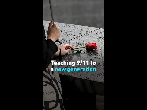 Teaching 9/11 to a new generation