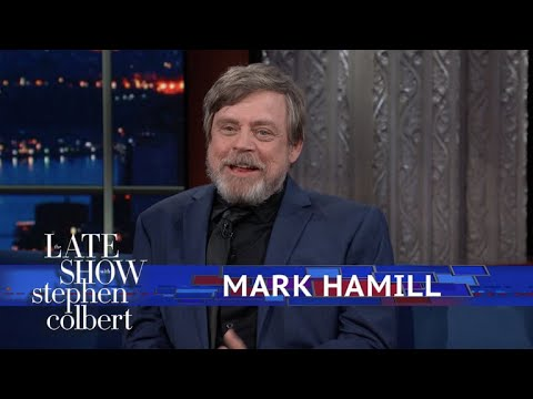 connectYoutube - Mark Hamill: The Best Star Wars Fans Are 'U-P-Fs'