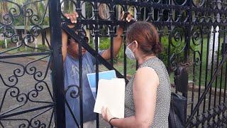 Informe de CENIDH sobre terrorismo en la Catedral de Managua.