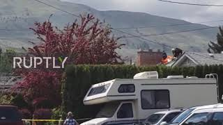 Canada: At least one dead as Snowbirds plane crashes in British Columbia