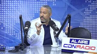 Mañana Deportiva, entrevista a Luis Rojas