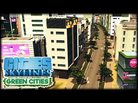 connectYoutube - Optimierungen: Baumstraßen | Cities: Skylines S3 #40 - Green Cities