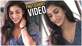 Pove Pora Vishnu Priya PhotoShoot Video | Latest Tollywood News | TFPC - TFPC