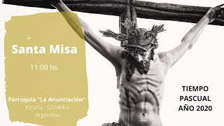 Transmisión de la Santa Misa Domingo VI de Pascua