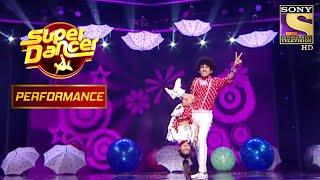 "Manan और Vaishnavi के ""ईना मीना डीका"" नाच ने मचाया धूम | Super Dancer Chapter 2 - SETINDIA"