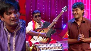 Jabardasth Apparao,Punch Prasad & Adhurs Anand Hilarious Performance - Sangeetha Nilayam Comedy Skit - MALLEMALATV
