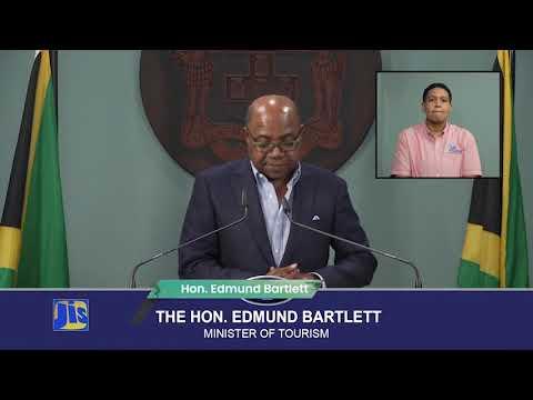 JAMAICA'S TOURISM COVID 19 RESILIENT CORRIDOR