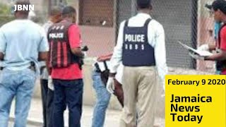 Jamaica News Today February 9 2020/JBNN
