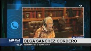 """A gobernadores """"se les queman las habas"""", pero nueva normalidad no es fácil: Sánchez Cordero"""