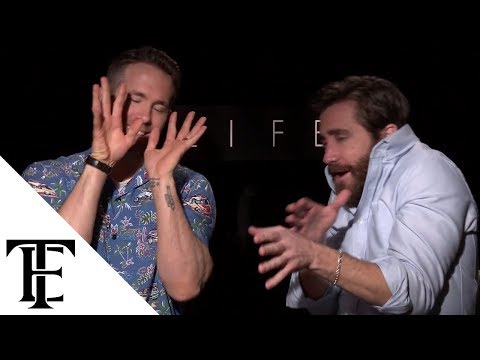 Ryan Reynolds & Jake Gyllenhaal Funny Moments (BROMANCE)