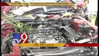Ravi Teja's Brother Bharat in Novotel before accident-Exclusive