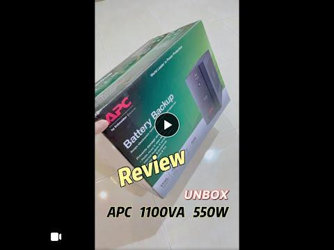 Unbox-Review-||-UPS-||-APC-110