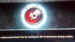 Darksiders - All Enhancement locations