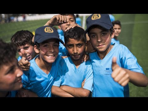 World Refugee Day, 20 June 2018 | Barça Foundation