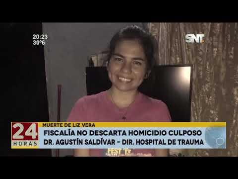 Muerte de Liz Vera: Fiscalía no descarta Homicidio Culposo
