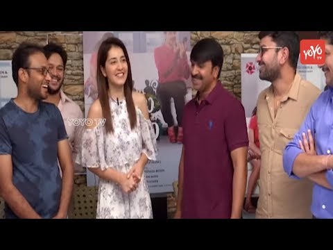 Rashi Khanna Launched Jambalakidi Pamba Movie Song | Srinivas Reddy