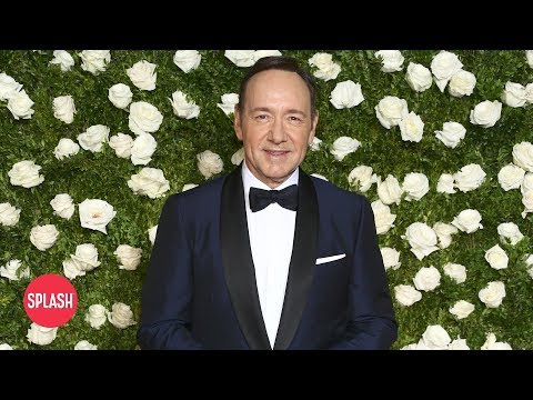 connectYoutube - Kevin Spacey Investigated by Metropolitan Police | Daily Celebrity News | Splash TV