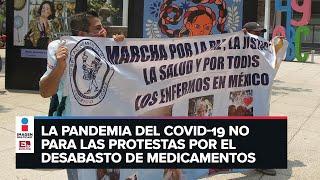 Padres de niños con cáncer van a huelga de hambre/ El Opinador
