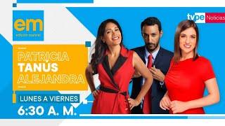TVPerú Noticias Edición Matinal - 17/09/2020