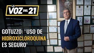 Eduardo Gotuzzo: 'Uso de hidroxicloroquina es seguro' | Coronavirus Perú
