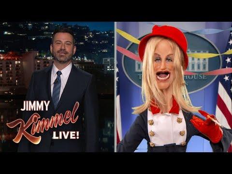connectYoutube - White House Spokespuppet Kellyanne Conway Celebrates Trump Anniversary