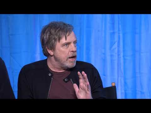 'Star Wars: The Last Jedi' | Unscripted Overtime | Mark Hamill as a Live Action