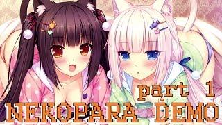 NEKOPARA vol 1 DEMO Part 1