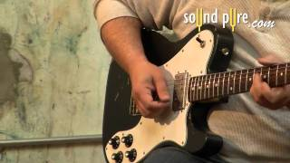 "How to Get that ""Jazz-Tele Sound"" - Telecaster Jazz Tone Demo"