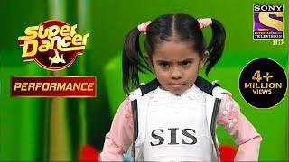 Rupsa's Dazzling Flips Amazes Judges | Super Dancer Chapter 3 - SETINDIA