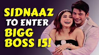 Sidharth Shukla and Shenaaz Gill to enter Bigg Boss 15!   BIGG BOSS 15   SIDNAAZ - IANSINDIA