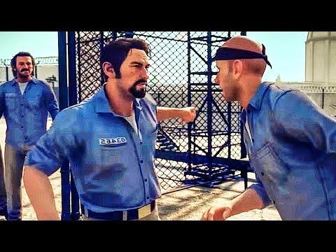 connectYoutube - A WAY OUT Final Trailer (2018) PS4 / Xbox One / PC