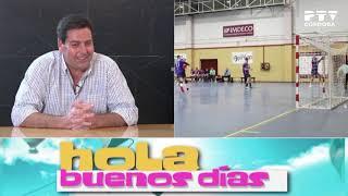 Entrevista a Miguel Pardo, presidente del Córdoba de Balonmano