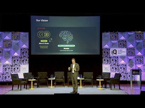 MIT Intelligence Quest Launch: The Future of Intelligence Science