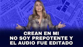 ????NURIA Acusa Equipo de KIMBERLY Por Editar AUDIO y Aclara No Es Prepotente || ????INFORME GENERAL RD