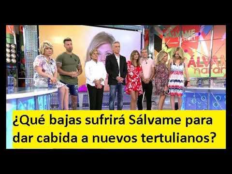 La inminente purga de colaboradores en Sálvame dispara los números de Mediaset