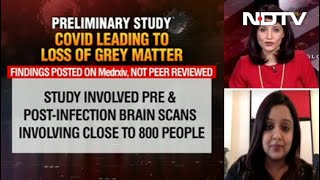Study: Covid Impacts Cognition; Findings Not Peer Reviewed - NDTV