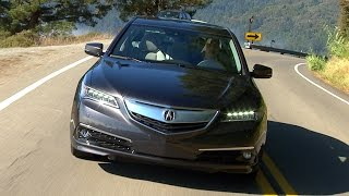 On the road: 2015 Acura TLX V6 Advance
