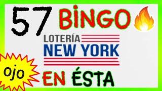 EXITOS HOY...!! (( 57 )) BINGO HOY/ loteria NEW YORK HOY/NÚMEROS GANADORES de HOY/ SORTEOS para HOY