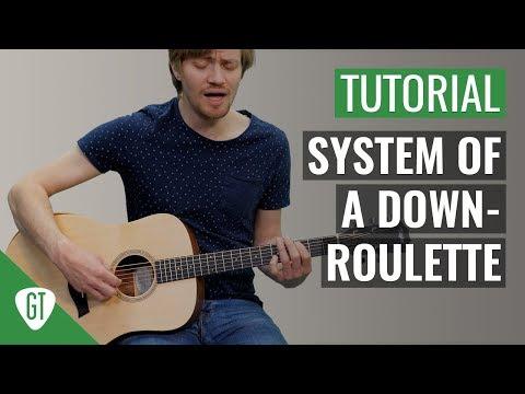 Roulette lyrics system of a down deutsch