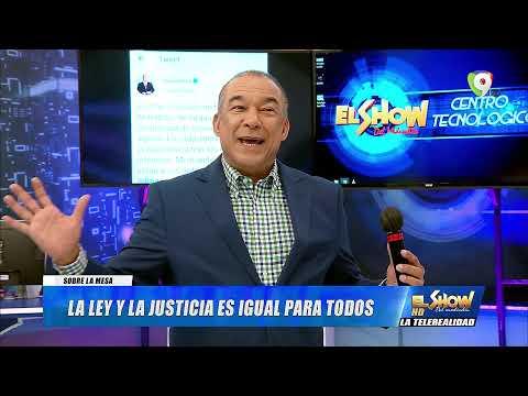 Cristhian Jiménez: ¿Macarrulla tiene que ver con la Medusa | El Show del Mediodía