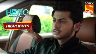 Veer's Narrow Escape | Hero - Gayab Mode On | Episode 151 | Highlights - SABTV