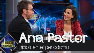 Pablo Motos y Ana Pastor recuerdan sus inicios en el mundo del periodismo - El Hormiguero 3.0