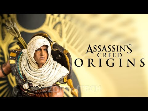 Assassin's Creed Origins - Collector's Edition UNBOXING