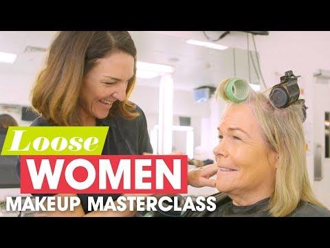 connectYoutube - Linda Robson's Makeup Masterclass | Loose Women