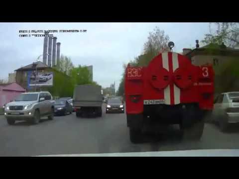 Arrogant drivers and Focus accident RUSSIA- Высокомерный водителей аварии  - Latest Video News