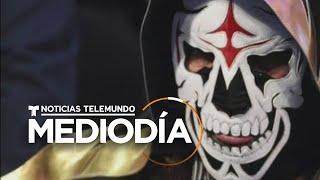 Fallece 'La Parka', una de las leyendas de la lucha libre mexicana   Noticias Telemundo
